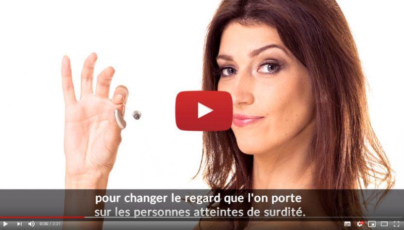 Témoignage de Sophie Vouzelaud sur l'appareil auditif Audéo B-Direct de la marque PHONAK