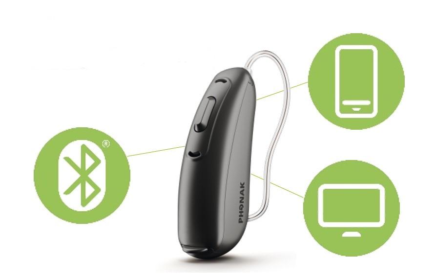 Prothèses auditives Audéo B50-direct, PHONAK