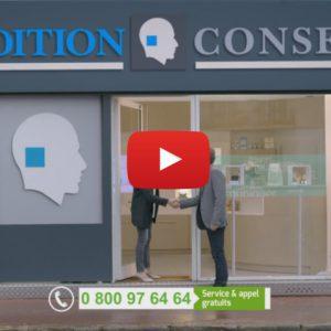 AUDITION CONSEIL France métropole, spot télévisé 2018