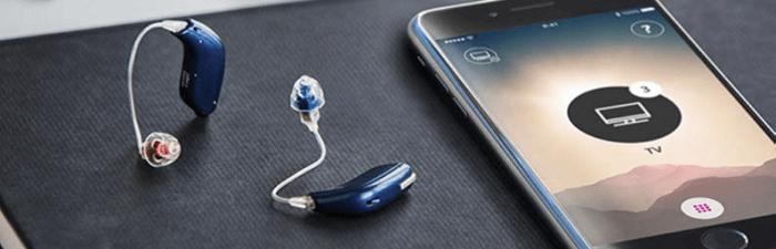 Tous à la pointe de la technologie avec les nouvelles aides auditives
