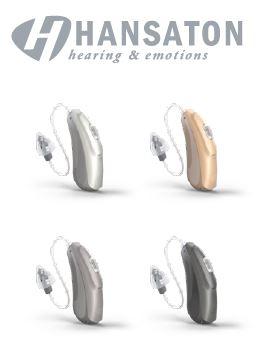 Gamme aide auditive Hansaton dernière génération à découvrir chez AUDITION CONSEIL