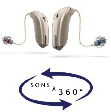Découvrez le dernier cri de la technologie auditive Oticon dans vos centres AUDITION CONSEIL