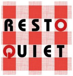 RestOQuiet, un sigle mis en place par le site La Fourchette pour juger de la qualité sonore d'un restaurant