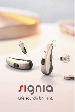 Appareils auditifs Signia chez vos professionnels AUDITION CONSEIL
