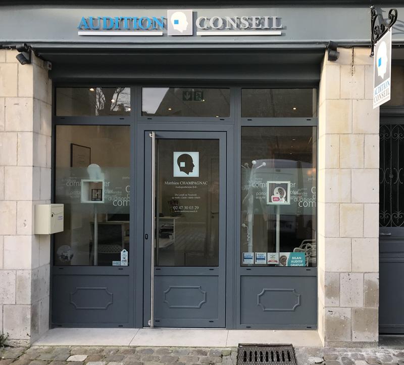 Audition Conseil Amboise