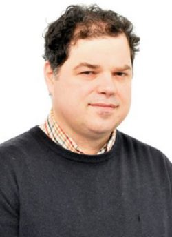 Stéphane Aurozo, audioprothésiste à Châteauroux