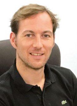 Fabien Martin, audioprothésiste à Amiens