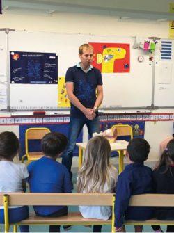 Prévention auditive dans une école de maternelle et de primaire