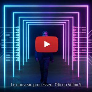 Vidéo sur la technologie auditive Opensound Optimizer de la marque OTICON