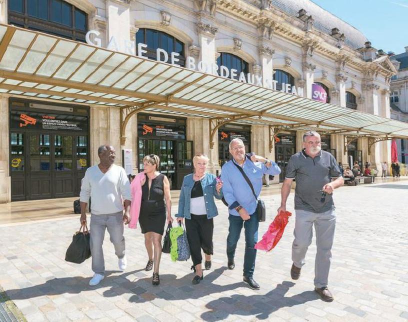 Formation de seniors reporter à Bordeaux