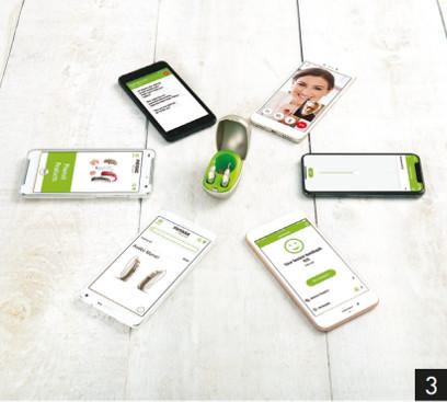 Les prothèses auditives sont désormais connectées à votre smartphone