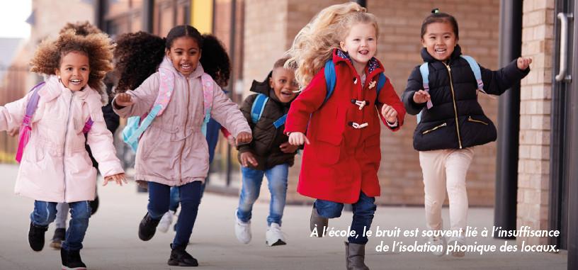 Le risque auditif chez l'enfant à l'école maternelle et primaire est réél