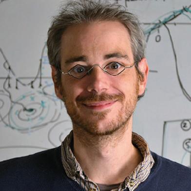 Jean-Julien Aucouturier, scientifique de la fondation pour l'audition en 2018