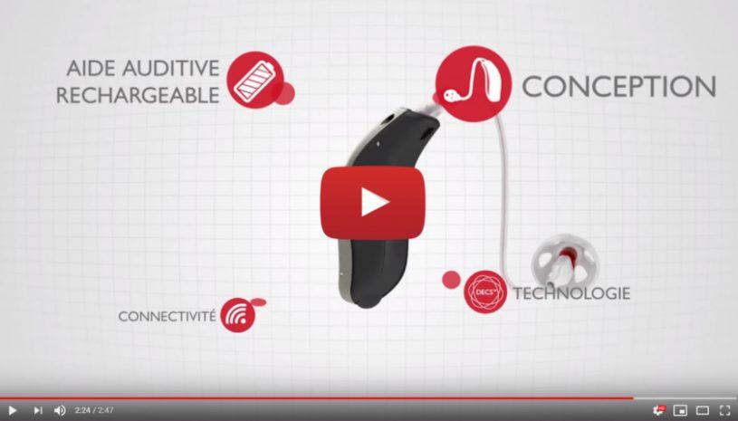 Vidéo de présentation des prothèses auditives Zerena de la marque BERNAFON