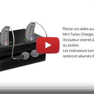 Vidéo sur le Mini Turbo chargeur de la marque STARKEY FRANCE