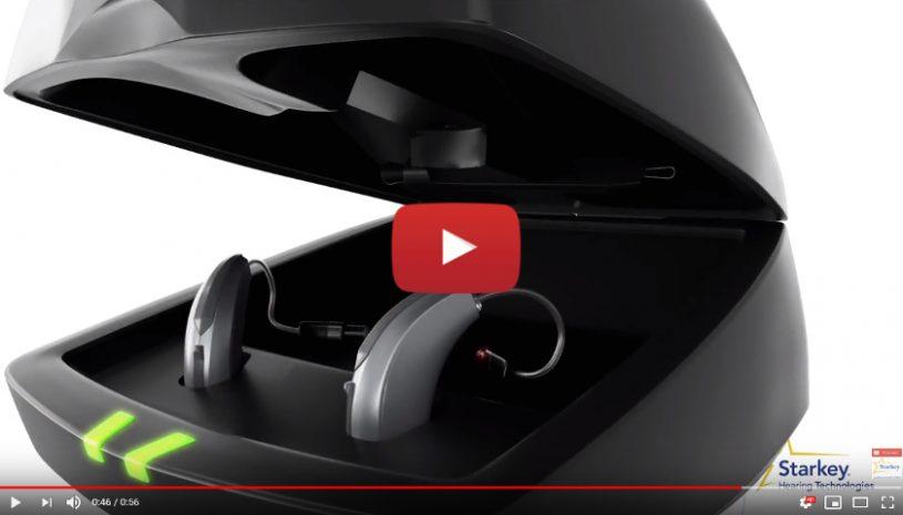 Vidéo sur la solution MUSE IQ R de la marque STARKEY FRANCE