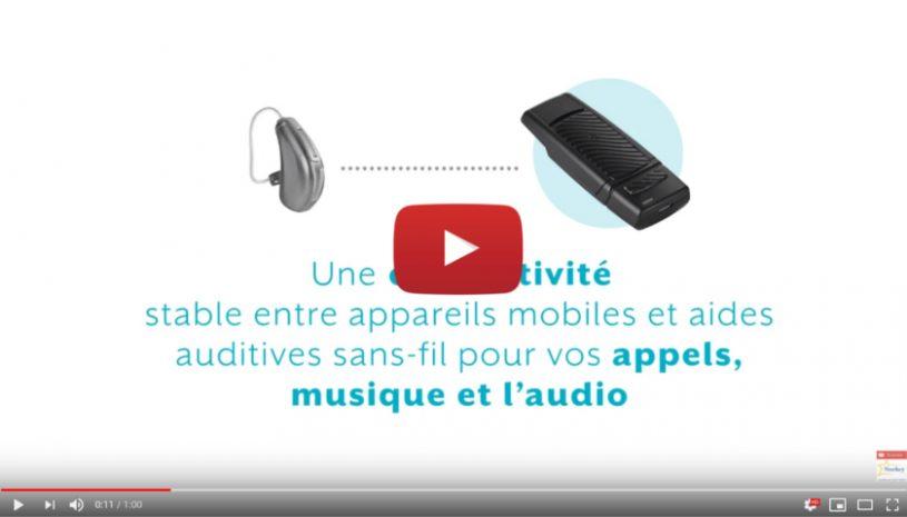 Vidéo sur l'accessoire Surflink Mini Mobile de la marque STARKEY FRANCE