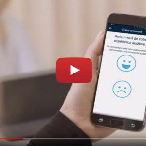 Vidéo sur l'appareil auditif Moxi All de la marque UNITRON