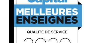 Audition Conseil nommé meilleure enseigne 2020 pour la qualité de ses services