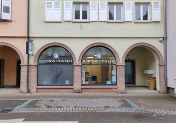 Audioprothésiste à Wissembourg