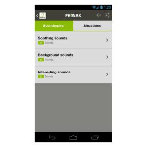 PHONAK Tinnitus Balance