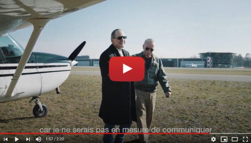 """Vidéo """"Une vue d'en haut"""" de la marque BERNAFON"""