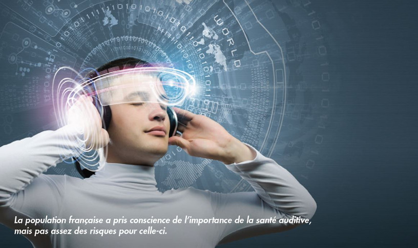 Les français pas assez conscients des risques auditifs