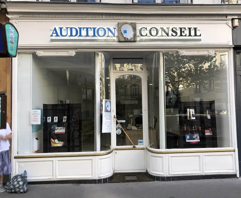 Audioprothésiste à PARIS
