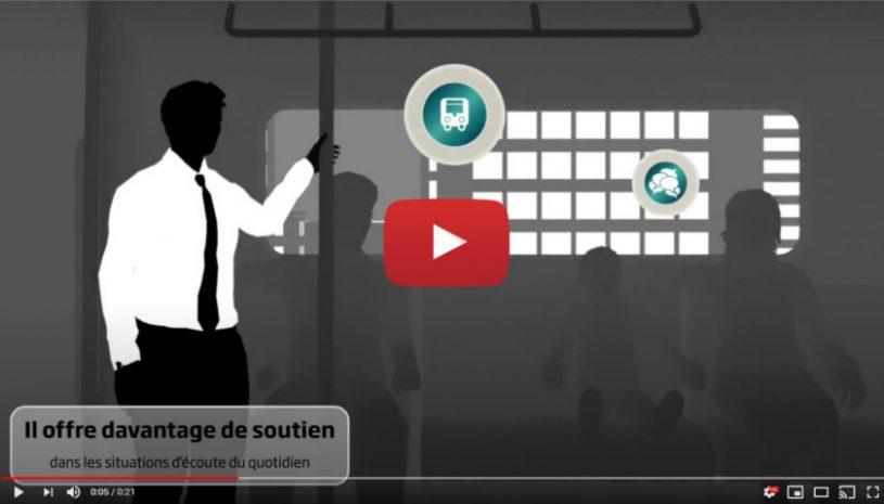 """Vidéo """"OpenSound Navigator™"""" de la marque Oticon"""