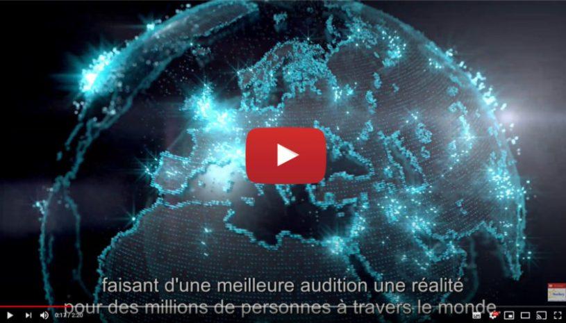 """Vidéo """" Starkey Hearing Technologies - Les technologies des aides auditives"""" de la marque Starkey"""