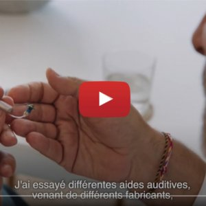 """Vidéo """"Pourquoi choisir les aides auditives Viron? Des sons naturels et vrais"""" de la marque BERNAFON"""