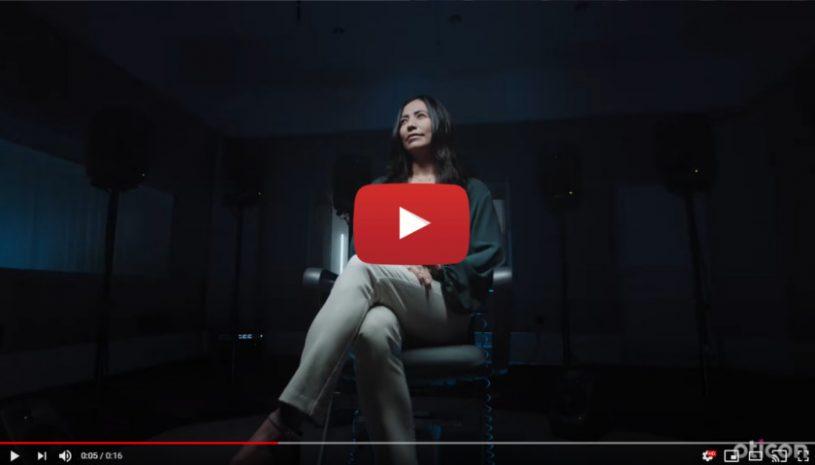 """Video """"OTICON Brand Movie Ouvert et curieux"""" de la marque OTICON"""