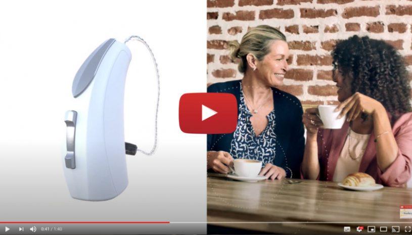 """Vidéo """" STARKEY Livio AI Pourquoi l'Intelligence Artificielle"""" de la marque STARKEY"""