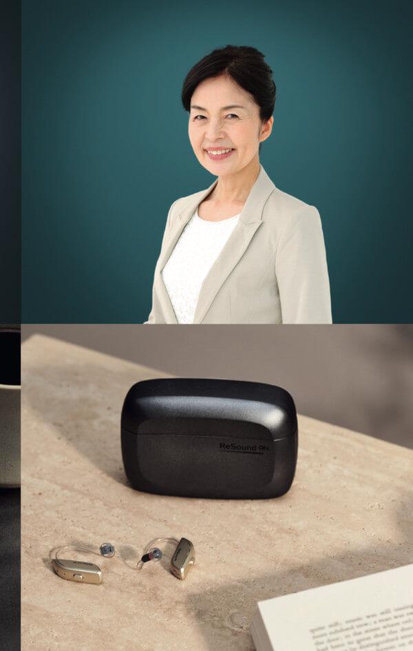 Les nouvelles aides auditives ReSound ONE sont disponibles chez vos audioprothésistes AUDITION CONSEIL