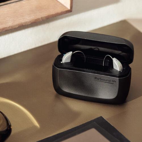 Solution auditive personnalisée et rechargeable ReSound ONE