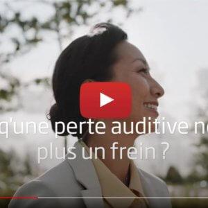 """Vidéo """"Oticon Brand Movie #3 - Leader technologique"""" de la marque OTICON"""