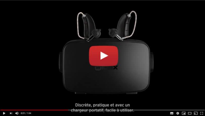 """Vidéo """"WIDEX MOMENT"""" de la marque WIDEX"""