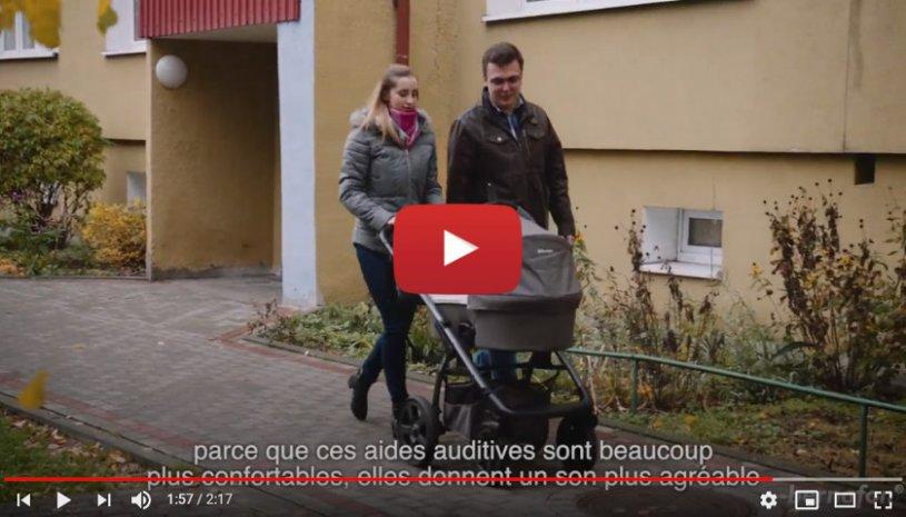 "Vidéo ""Témoignage aides auditives Viron #2"" de la marque BERNAFON"