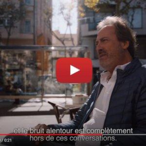 """Vidéo """"Pourquoi choisir les aides auditives Viron? Une meilleure compréhension de la parole"""" de la marque BERNAFON"""