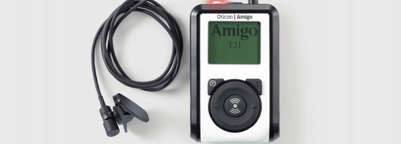Accessoires auditifs OTICON FM Amigo T30/T31