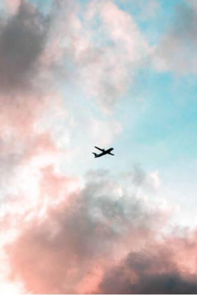 Le trafic aérien est source de pollution sonore