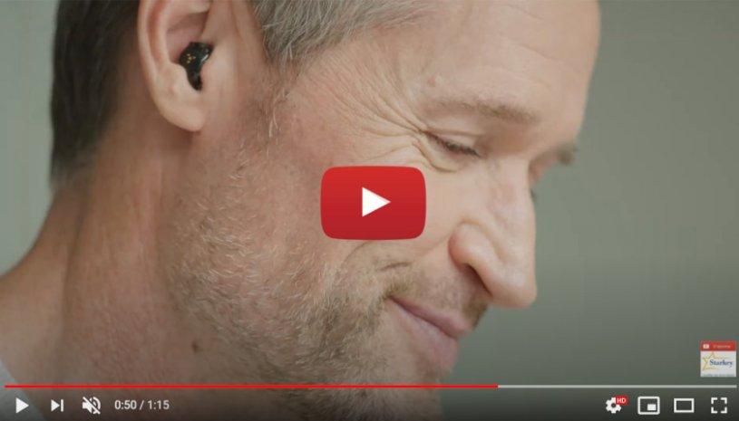 """Vidéo """"Starkey France - La gamme d'aides auditives rechargeables la plus complète du marché."""" de la marque STARKEY"""