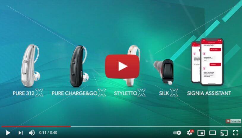 "Vidéo ""Keynote Signia / TEASER   Signia Aides auditives"" de la marque SIGNIA"