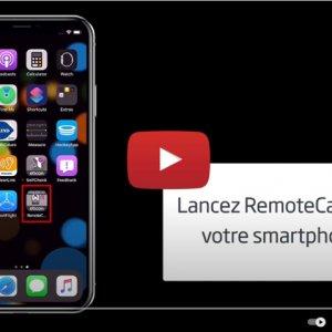 "Vidéo ""Comment créer un compte sur l'application Oticon RemoteCare ?"" de la marque OTICON"