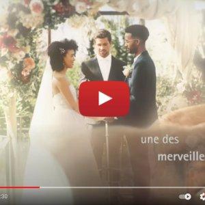 """Vidéo """"Entendre sa fille à son mariage ... avec Phonak Audéo™ Paradise"""" de la marque PHONAK"""