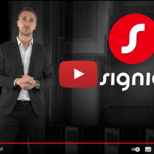 "Vidéo ""Replay Lancement virtuel Motion X | Signia, aides auditives"" de la marque SIGNIA"
