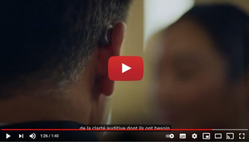 "Vidéo ""MOMENT PureSound"" de la marque WIDEX"