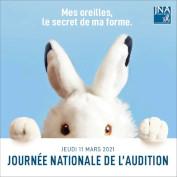 Journée nationale de l'audition et sans écouteurs avec AUDITION CONSEIL France