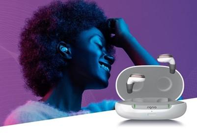 Les nouveaux appareils auditifs Signia au design d'écouteurs sans fil sont disponibles chez Audition Conseil