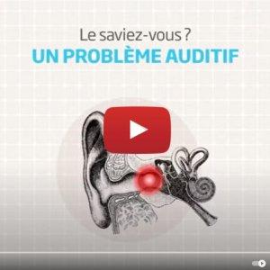 """Vidéo """"Les conséquences d'une perte auditive non traitée"""" de la marque OTICON"""